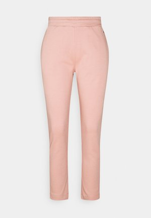 TAPERED PANT - Tracksuit bottoms - soothing pink