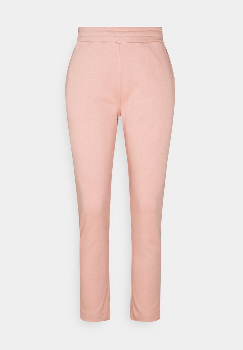 Tommy Hilfiger - TAPERED PANT - Tracksuit bottoms - soothing pink