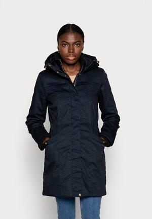 Style: Frida - Halflange jas - navy noir