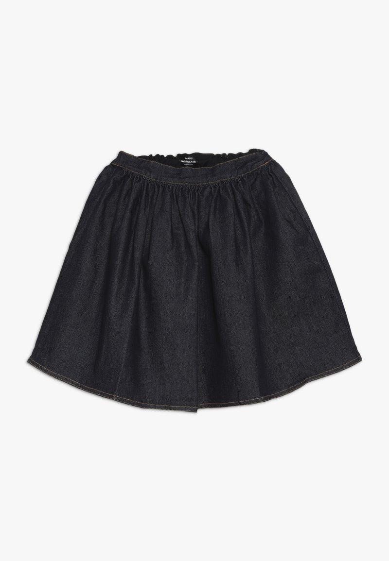 Mads Nørgaard - SKARLET - A-line skirt - rinse