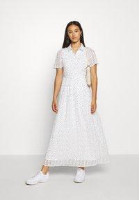 YAS - YASMOERKI ANKLE DRESS - Maxikleid - white - 1