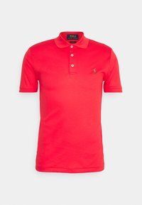 SLIM FIT SOFT - Polo shirt - racing red