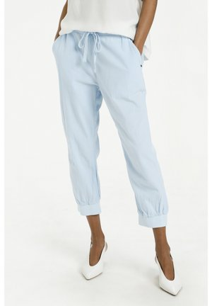 Tracksuit bottoms - chambray blue