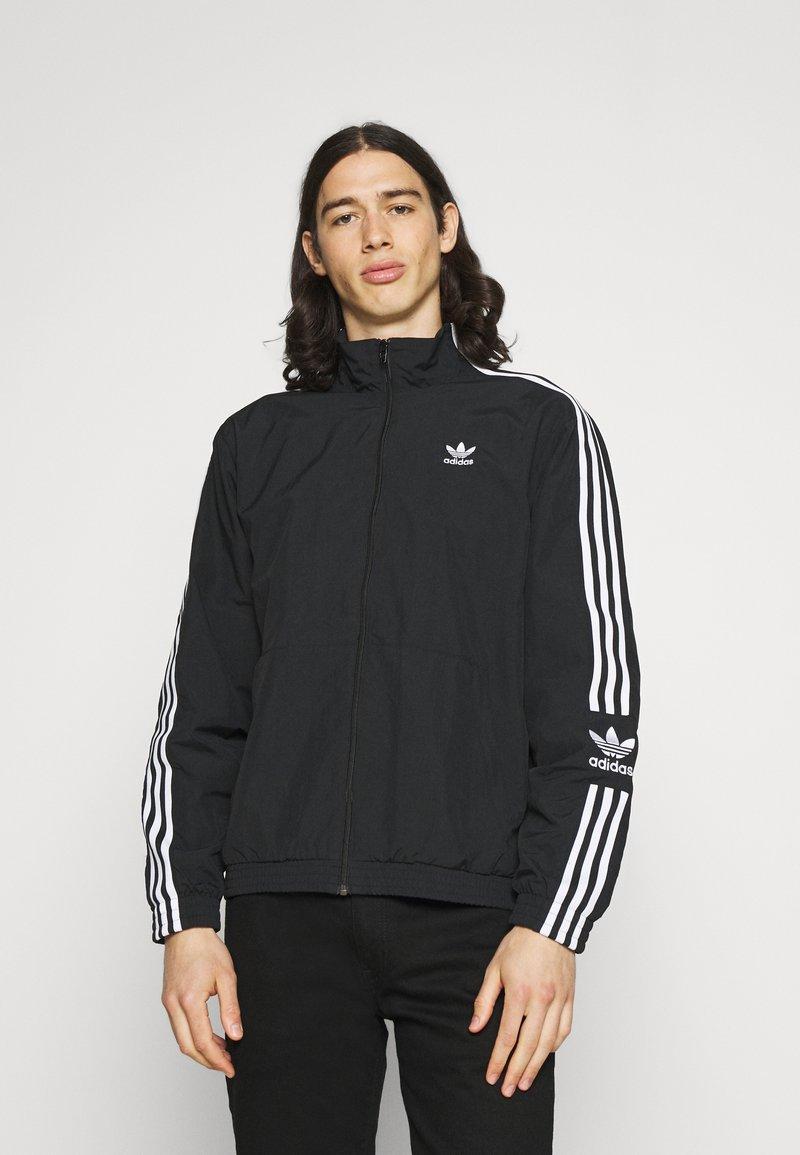 adidas Originals - LOCK UNISEX - Tunn jacka - black