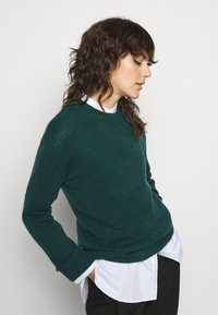 Bruuns Bazaar - HOLLY JOHANNE  - Svetr - teal green - 3