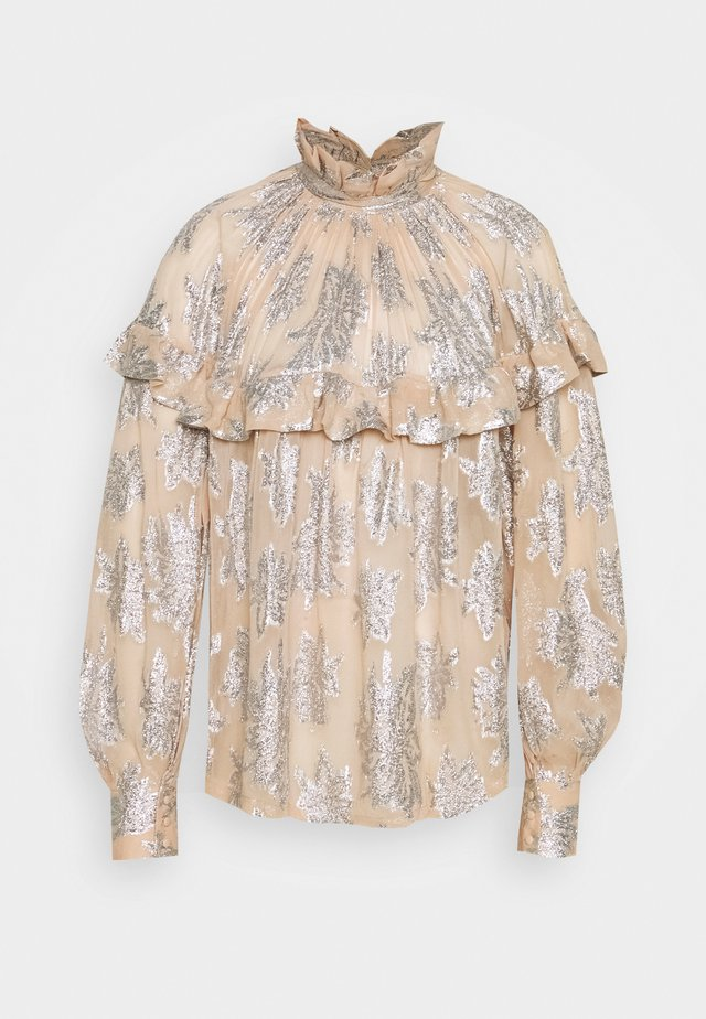 JELLY - Blouse - beige
