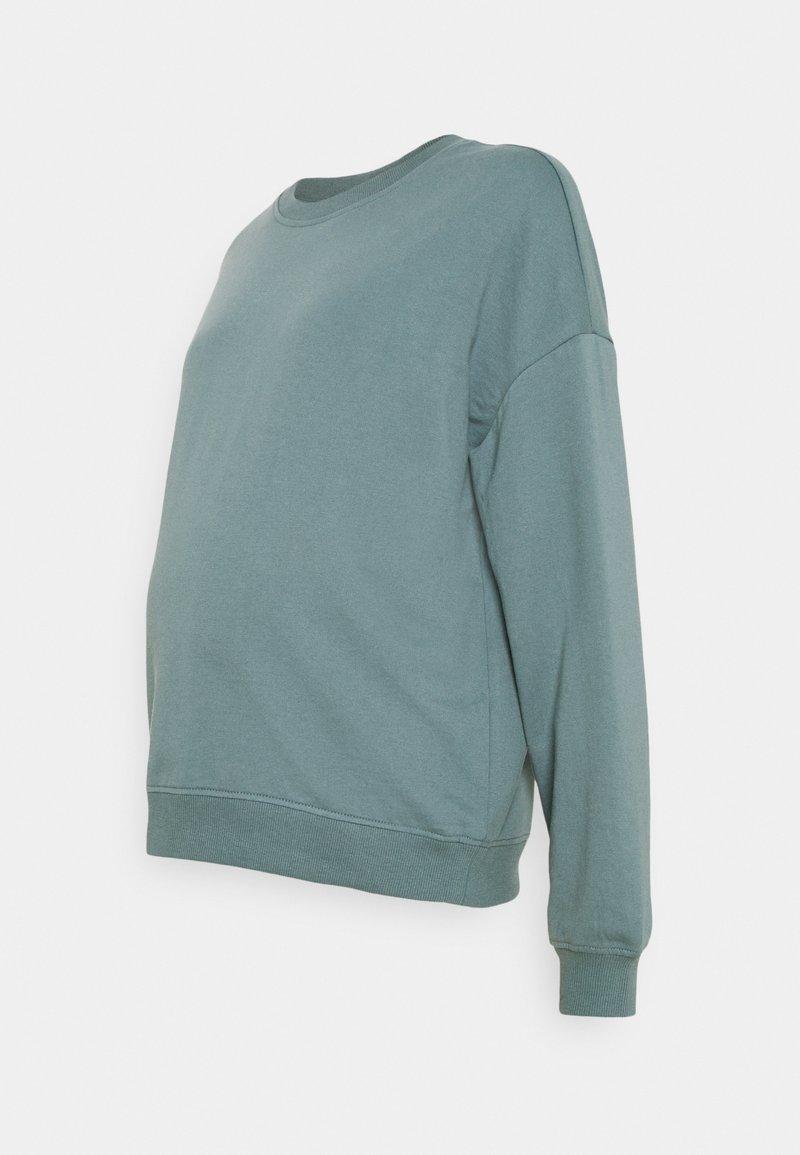 Anna Field MAMA - Sweatshirt - teal