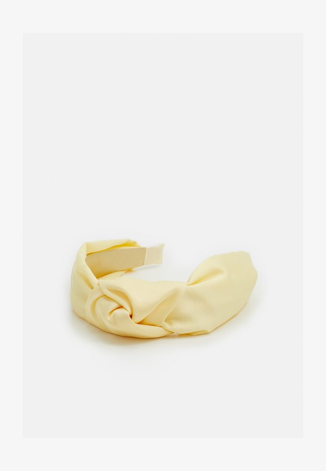 LEMON KNOT - Hair Styling Accessory - yellow