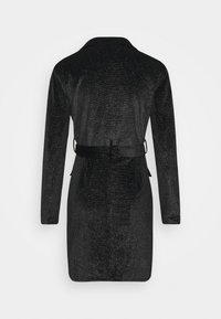 Missguided - COSTELLO BELTED DRESS - Vestido de tubo - black - 1
