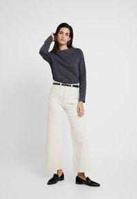 Esprit - Long sleeved top - grey/blue - 1