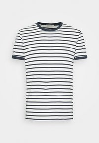 Selected Homme - SLHMELROSE  - T-shirt con stampa - sky captain - 0