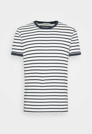 SLHMELROSE  - T-shirt con stampa - sky captain