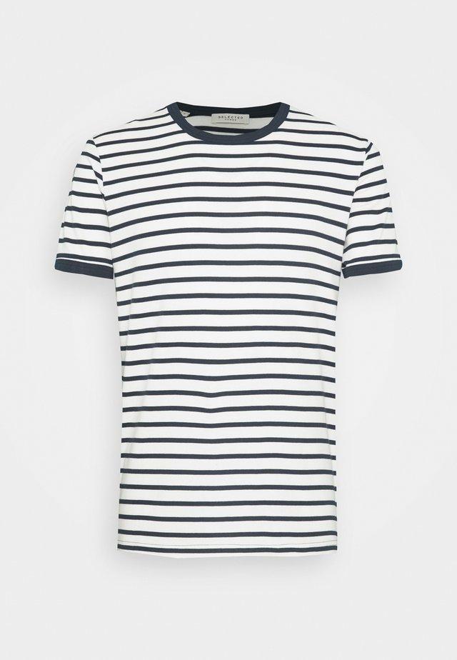 SLHMELROSE  - T-shirt imprimé - sky captain