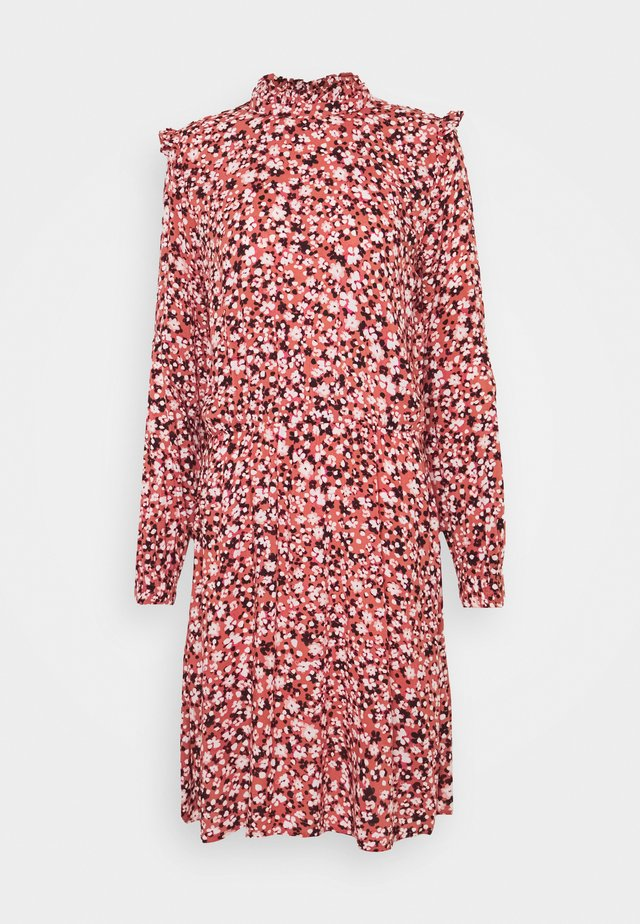 BYFIRAA DRESS  - Day dress - canyon rose combi