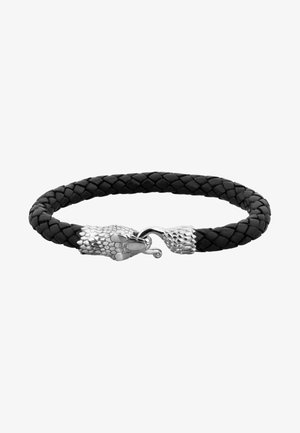 SCHLANGE - Bracelet - silver-coloured