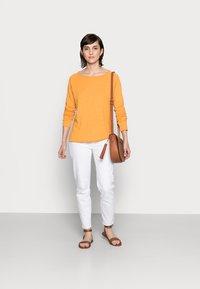Rich & Royal - Long sleeved top - golden orange - 1