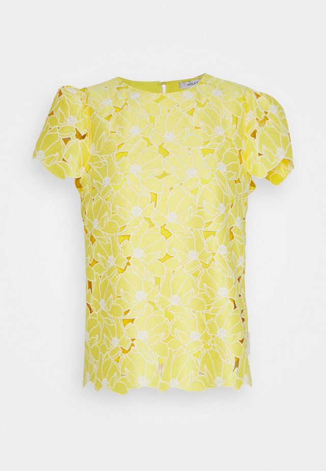 TROPICAL  - Blouse - yellow
