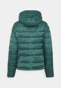 ONLY - ONLSANDIE QUILTED HOOD JACKET - Light jacket - ponderosa pine - 8