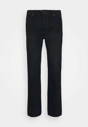 RAY STRAIGHT - Jeans straight leg - reverent black