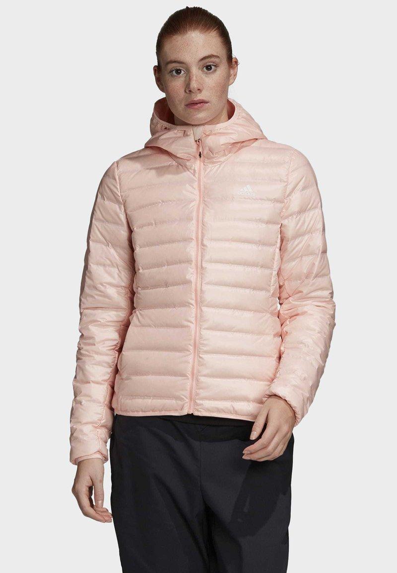 adidas Performance - VARILITE  - Down jacket - hazcor