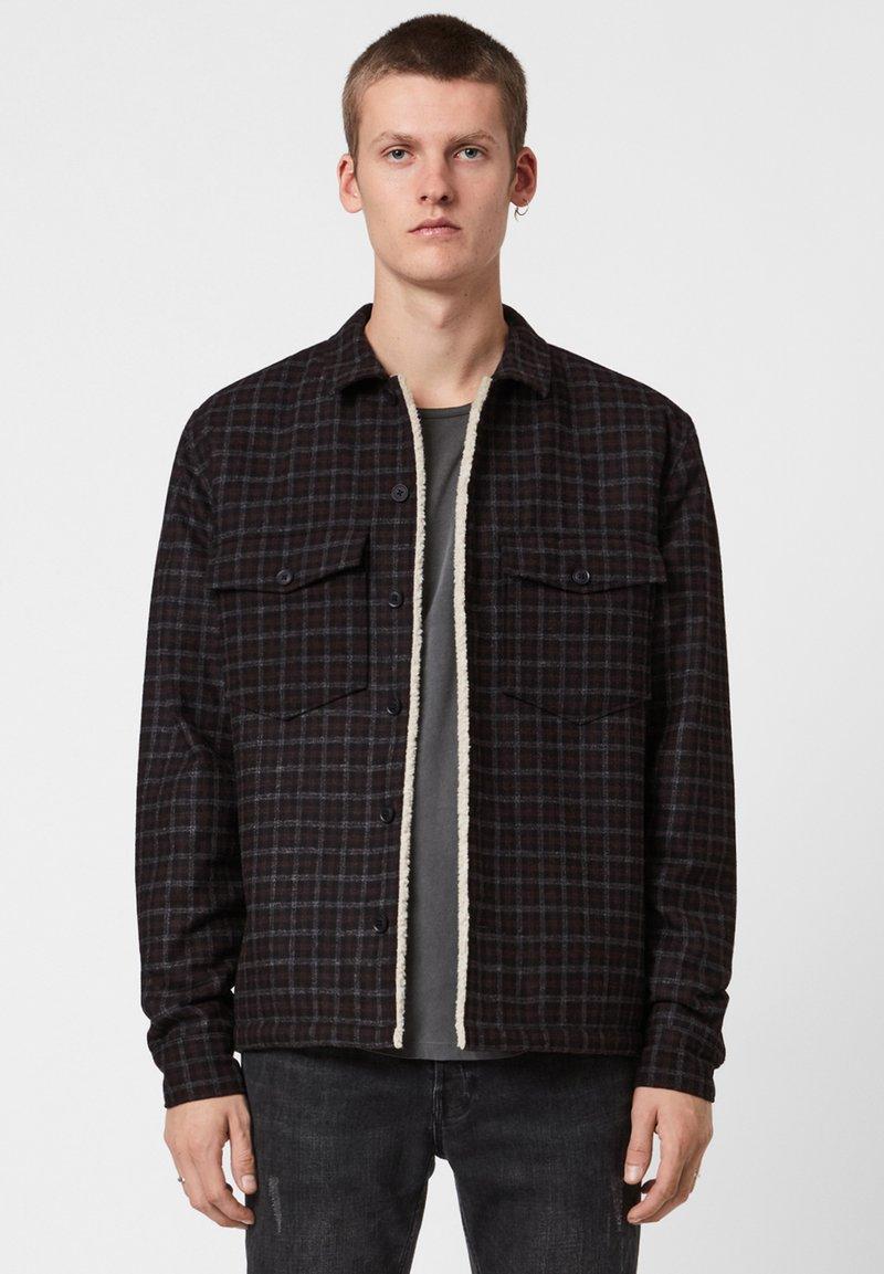 AllSaints - Light jacket - black