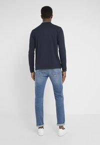 HUGO - DONOL - Koszulka polo - dark blue - 2