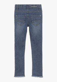 Name it - NKFPOLLY DNMTEJA ANCLE PANT - Slim fit jeans - medium blue denim - 1
