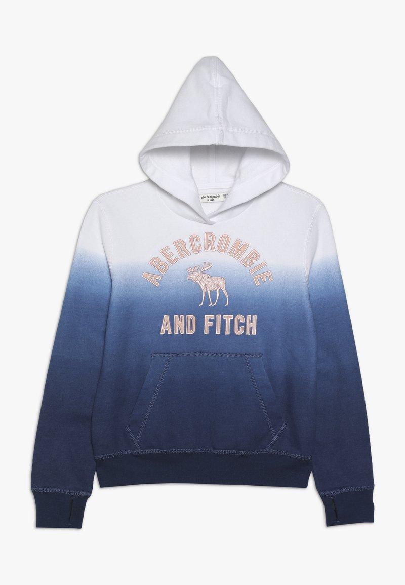 Abercrombie & Fitch - CORE  - Sweat à capuche - dip dye