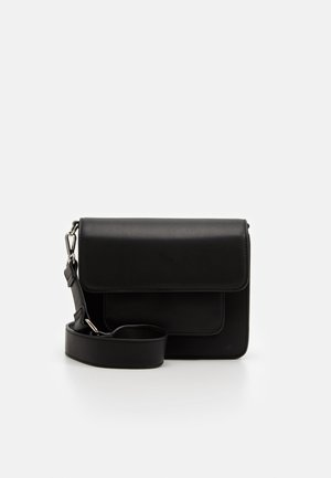 CAYMAN POCKET SOFT - Olkalaukku - black
