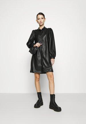 LENJA DRESS - Kjole - schwarz