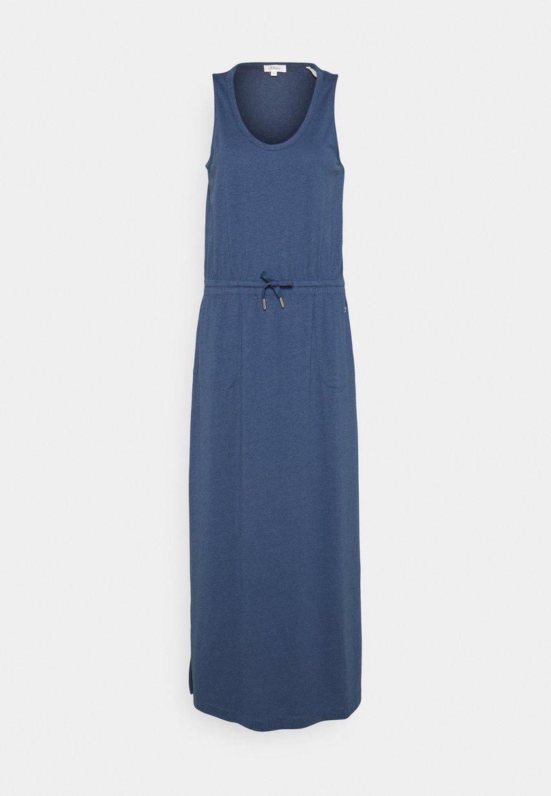 s.Oliver - Maxi dress - faded blue
