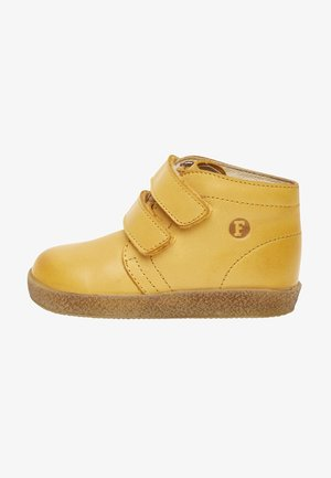 FALCOTTO CONTE  - Baby shoes - yellow