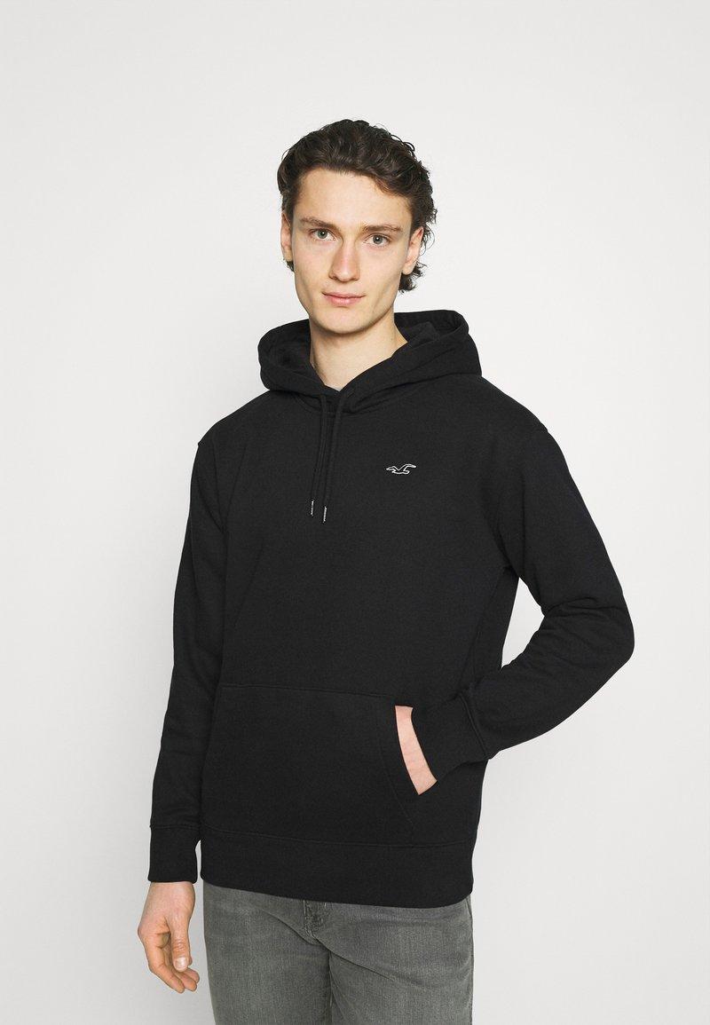 Hollister Co. - CORE ICON - Sweatshirt - black