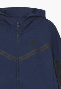 Nike Sportswear - Mikina na zip - midnight navy/black - 2