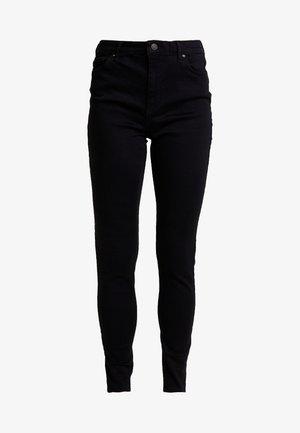 ONLDOOLEY MID REA - Jeans Skinny - black denim