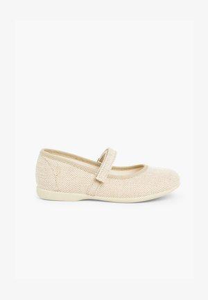 TIRA ADHERENTE    FINO - Zapatos de bebé - arena