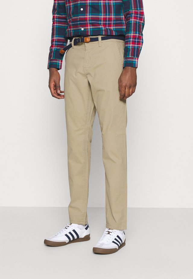 ONSWILL LIFE BELT - Chinos - chinchilla