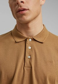 Esprit - Polo shirt - camel - 3
