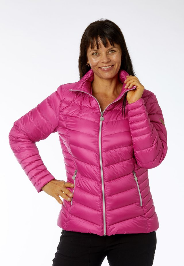ALLY - Gewatteerde jas - pink