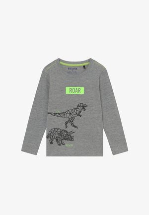 KIDS DINOSAUR - Long sleeved top - nebel