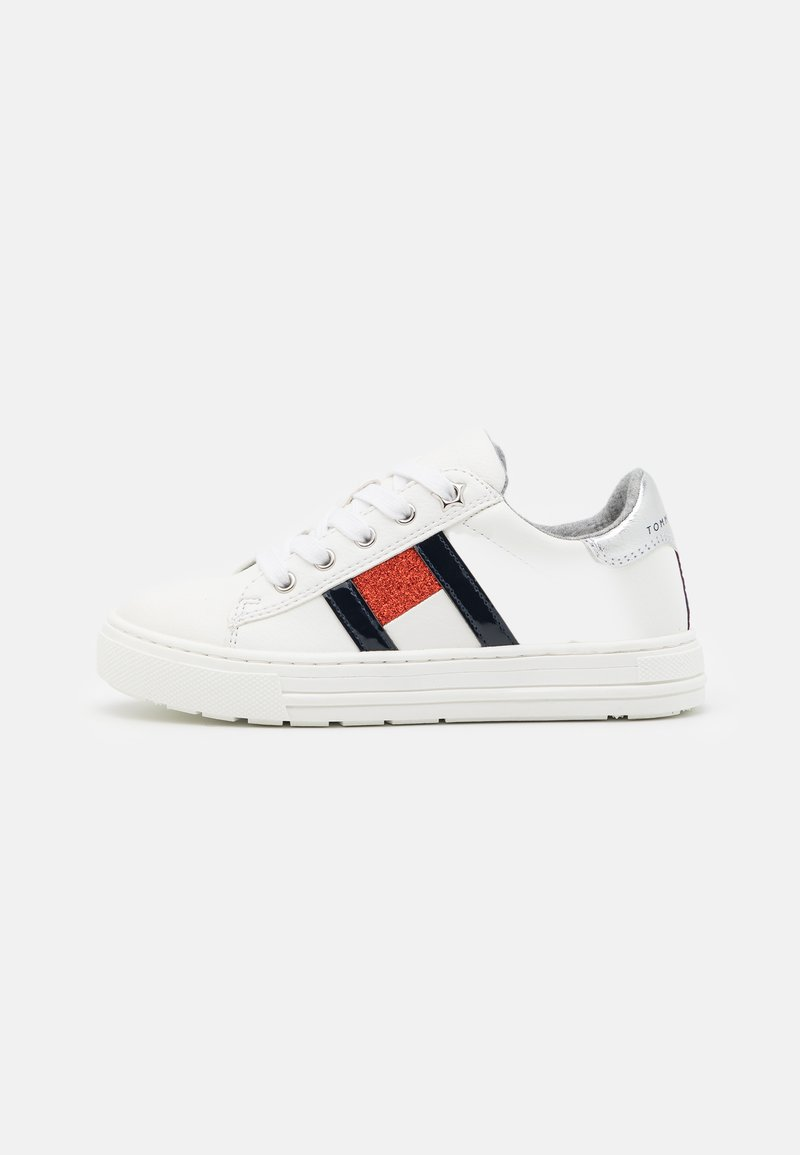 Tommy Hilfiger - Trainers - white/multicolor