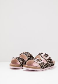 Birkenstock - ARIZONA - Pantuflas - brown/rose - 3