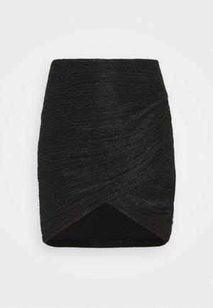 BRENDAL SKIRT - Minijupe - black