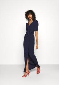 Sista Glam - Długa sukienka - navy - 1