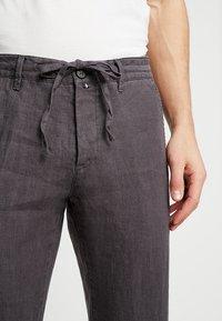 Marc O'Polo - Trousers - grey - 4