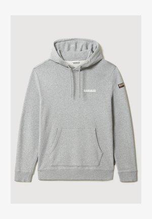 BETT - Jersey con capucha - medium grey melange