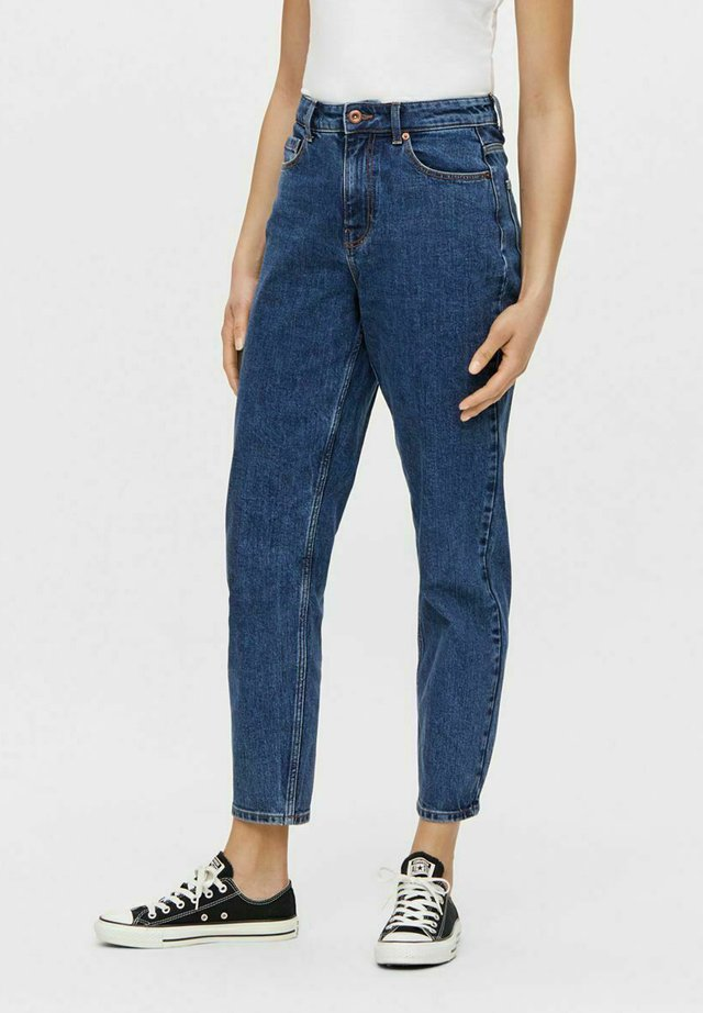 Jeans baggy - medium blue denim