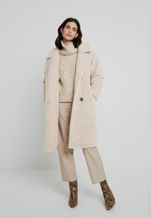 AMAZING - Winter coat - light beige
