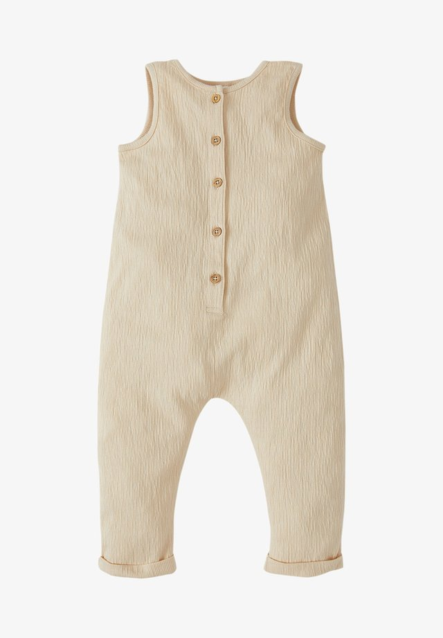 Overall / Jumpsuit - beige