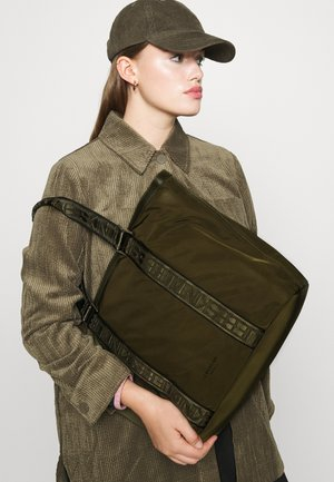 INOASHOPPL - Tote bag - new olive green